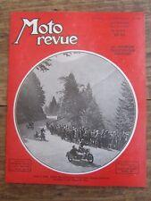 ANCIENNE REVUE MOTO REVUE N° 1048 SEPTEMBRE 1951 SIDE CAR ZUNDAPP