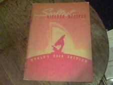 1939 Sealtest Kitchen Recipes World's Fair Edition