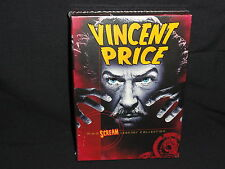Vincent Price - MGM Scream Legends Collection - DVD