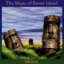 THE MAGIC OF EASTER ISLAND - MIDORI - NEW AGE CD