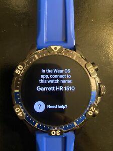 Fossil Garrett Gen 5 Smart Watch