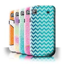 STUFF4 Back Case/Cover/Skin for Samsung Galaxy S/I9000/Glitter Pattern Effect