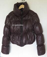 All Saints Glanznylon Daunenjacke M super warm shiny nylon down jacket chatel