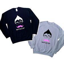 MARKIPLIER FACE JUMPER sweater top shirt youtube pewdiepie jacksepticeye VIRAL
