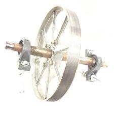 Cybex 600A 610A 630A 625A 626A Elliptical Pulley Crankshaft Assembly 600Ak002