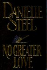 No Greater Love by Danielle Steel (1991, Hardcover)