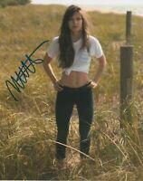 Melissa Benoist Autographed Signed 8x10 Photo (  Supergirl ) REPRINT