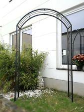 Rosenbogen weiss Garten Pflanzenbogen Rankhilfe Gartendekoration Pflanze Spalier