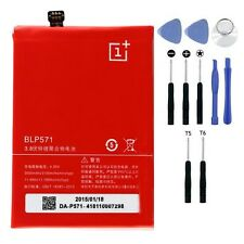 New Original Replacement 3100mAh BLP571 Battery For ONEPLUS ONE 1+ A0001+ tools