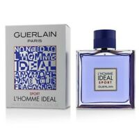 L'homme ideal sport de GUERLAIN 100 ml Toilette Pour Homme Spray Men EDT VAPO