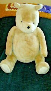 Gund Disney Classic Pooh Bear Plush Stuffed Animal Toy Large 18in