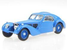 Bugatti 57 SC Atlantic 1938 blau Modellauto Atlas 1:43