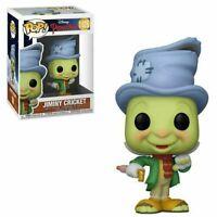 MINT Walt Disney Pinocchio Street Jiminy Cricket Funko Pop! Vinyl Figure