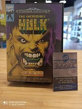 The Incredibile Hulk Sega Mega Drive