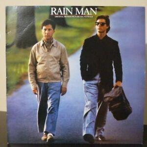 Rain Man (Original Soundtrack) - 1989 Australasia 1st Press - VG+ / VG+ Vinyl LP