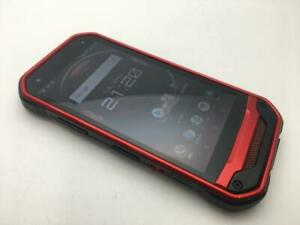 KYOCERA KYV41 SRA TORQUE G03 RED Android Phone Unlocked only mobile