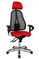 Topstar Wellnessstuhl-Bürostuhl Sitness 45 *ST99UL51X Rot*