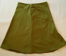 George Stretch Skirt, Green , Size 4