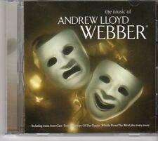(DM391) The Music Of Andrew Lloyd Webber - 2001 CD