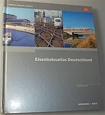 eisenbahnatlas Alemania Edición 2007/2008