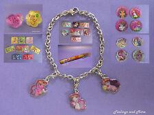 Filly Armkettchen / Armband - Ringe - Sticker - 3D - Sammelband 2012 - NEU