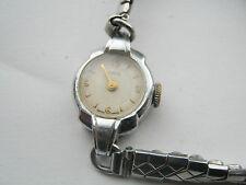 Vintage Oris Wrist Watch - Swiss Made - Stainless Steel