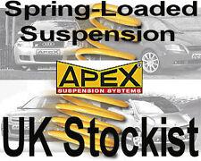 Apex abbassamento molle KIT PER FIAT GRANDE PUNTO 1.2 & 1.4 2005-on -35 mm 30-6200