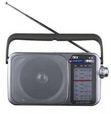 QFX R-24 Portable AM/FM/SW1-SW2 Radio