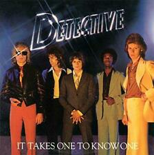 Detective - It Takes One To Know One (NEW CD)
