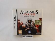 ASSASSIN'S CREED II 2 DISCOVERY - NINTENDO DS DSi 3DS 2DS NDS - PAL ITA ITALIANO