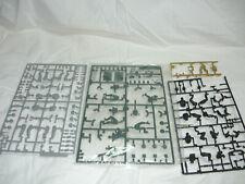 military model parts Ww 2 figures Tamiya
