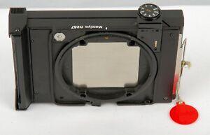 Mamiya RZ67 Polaroid Film Back