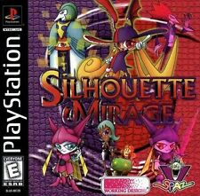 Silhouette Mirage PS1 Great Condition Fast Shipping