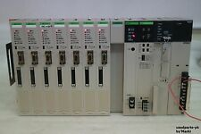 OMRON CVM1-CPU21-EV2 & CV500-PS221 & CVM1-CLK21 & C500-RM201 & C500-NC112 (7)