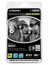 Xtreme High Performance 3.5mm Audio Earbuds with Microphone 93901