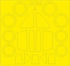 Eduard 1//32 JX074 canopy masque pour le trompettiste smd 4//5 intrépide kit