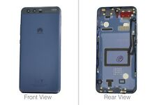 Genuine Huawei P10 Premium VTR-L09, VTR-L29 Blue Rear / Battery Cover - 02351EYW