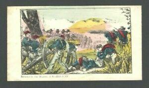 USA United States Civil War BATTLE Patriotic Cover Envelope MAGNUS