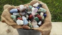 Tumbled Stones crystal 80+ natural mineral polished stone rocks
