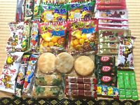 Japanese Assort Candy Chocolate Snack Tea 42 Piece -Kitkat Green Tea Pokemon Gum