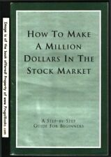 B000JI3Z8C How to Make a Million Dollars in the Stock Market : A Step-By-Step G