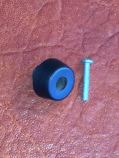 1980's McDermott Replacement Rubber Bumper With Screw for your pool cue.
