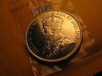 Canada Rare 1936 Silver Dollar High Grade IDJ281.