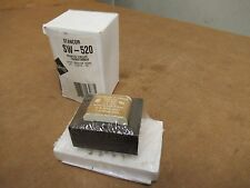 STANCOR PRINTED CIRCUIT TRANSFORMER SW-520 SW520 115V VOLTS ONE PHASE NEW IN BOX