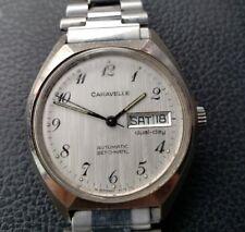 Vintage  men's  Caravelle  automatic  watch