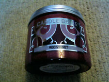 Candle Belle Scented 2-wick Tumbler Candle - 1 - RED VELVET