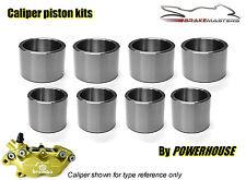 Ducati Brembo Goldline Front Brake Caliper Stainless Steel Piston Set