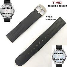 Timex Correa de reemplazo t2n752 & t2n753 Weekender Sport - 18mm - Multifit