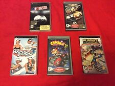 LOTTO GIOCHI PSP: VIRTUA TENNIS 3, CRASH TAG TEAM, NEED FOR SPEED e altri