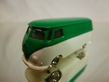 LEGO DENMARK - VINTAGE VOLKSWAGEN  T1 BUS 1:87 GREEN WHITE  - GOOD CONDITION